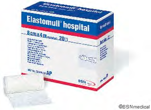 Elastomull Hospital 8cm*4m  BSN