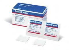 Cutisoft wipes BSN