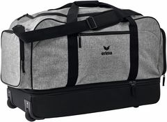 Wheeled Bag with bottom compartment